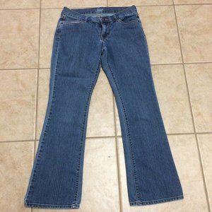 Womens Old Navy Flirt Jeans 4 Short